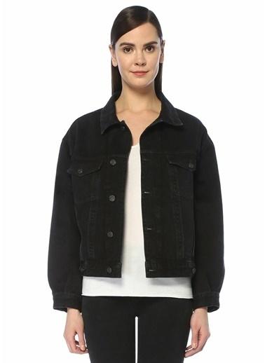 Agolde Ceket Siyah